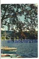 """France. Vosges. Le Lac De Gerardmer. Mexichrome. Editions """"La Cigogne"""". Hachette - Anould"""