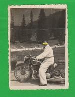 Moto ARIEL Motorcycle Motorbike Canazei 1936 - Motos