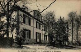35 - LA GOUESNIERE - Le Château De La Jouvençay - Frankreich