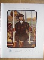 LA VIE AU GRAND AIR NUMERO SPECIAL DE NOEL 1909 - Illustrations De SEM-SCOTT- Raoul PHILIPPE-JOHANSON-René LELONG - Livres, BD, Revues