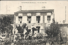 * GUYONVELLE. VILLA DE BELLE VUE - Frankreich