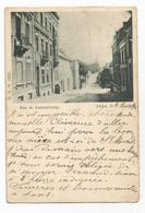 Arlon Rue De Luxembourg Carte Postale Ancienne - Arlon