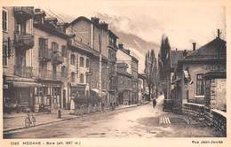 Modane (73) - Gare - Rue Jean Jaurès - Modane