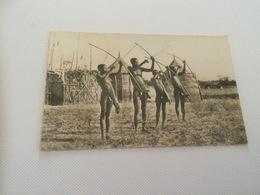 BP - 1600 - DAHOMEY - ( Bénin ) - Tireurs à L Arc - Benin