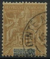 Guadeloupe (1892) N 35 (o) - Guadeloupe (1884-1947)