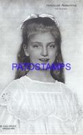 108642 ROYALTY PRINCESS MARGARET OF SAXONY GERMANY POSTAL POSTCARD - Königshäuser