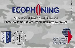 Ecophoning Armées Kfor - France