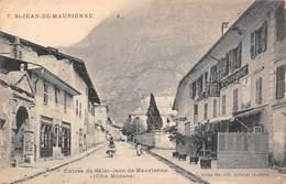 Saint St Jean De Maurienne (73) - Entrée De Saint Jean De Maurienne - Côté Modane - Saint Jean De Maurienne