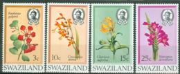 Swaziland 183/86 ** Orchideen - Orchidées
