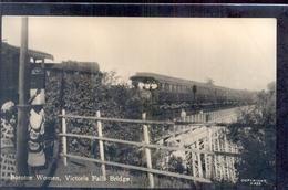Zambia Zimbabwe - Victoria Falls Bridge - Borotse Women - Trein Trein - 1920 - Zimbabwe