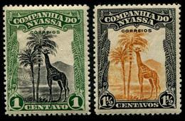 1921 Nyassa (2) - Nyassa