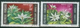 Französisch Polynesien 90/91 ** Blüten - Végétaux