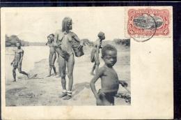 Congo Belgie - Naked Woman - 1912 - Zonder Classificatie