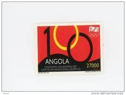 Angola-1994-CIO-Comité Olympique-1 Valeur***MNH - Angola