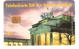 Germany  - O 003 06/93 - Berlin - Brandenburger Tor - London Big Ben - Queen Of England - Deutschland