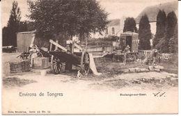 ROCLANGE-SUR-GEER Environs De TONGRES R 734 / D5 Cachet 1902? BLEKERIJ WASSERIJ Blanchisserie - Geer