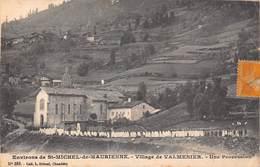 Environs De Saint St Michel De Maurienne (73) - Village De Valmenier - Une Procession - Saint Michel De Maurienne