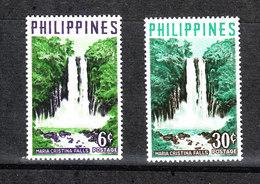 Filippine  -  1959. Cascate Maria Cristina. M. Cristina Falls. MNH - Géographie