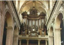 Cpsm -     Eglise St Sulpice  , Grand Orgues Clicquot Et Cavaillé Coll       AH943 - Eglises