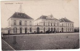 SINT NIKLAAS STATION 1910 - Sint-Niklaas