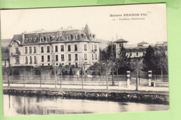 PONTARLIER - Maison PERNOD Fils - Pavillons D' Habitation - Absinthe - TBE - 2 Scans - Pontarlier