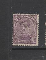 COB 139 Oblitération Centrale MONS - 1915-1920 Albert I