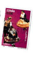 0,43 Euro - Las Seguidillas - 2001-10 Oblitérés