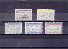 GUERNESEY SARK 1964 EUROPA NEUF** MNH - Emissions Locales