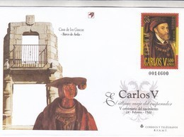 España Sobre Entero Postal Nº 65 - Stamped Stationery