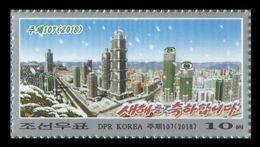 North Korea 2018 Mih. 6452 New Year MNH ** - Corée Du Nord