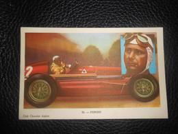 Chromos Chocolat L'Aiglon   Nr  25  Fangio - Automobile - F1