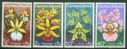 Kaiman-Inseln 286/89 ** Orchideen - Orchidées