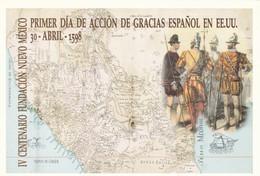 España Tarjeta De Correos Oficiales Nº 25 - Stamped Stationery