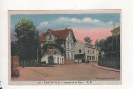 Saint Avold Avenue De La Gare - Saint-Avold