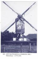 Sint-Katharina-Lombeek: Molenbaan ( 2 Scans) - Belgique