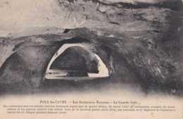Folx-les-Caves - Les Souterrains Romains - La Grande Salle - Circulé - TBE - Orp-Jauche - Orp-Jauche