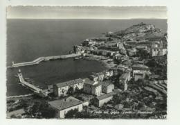 ISOLA DEL GIGLIO - PORTO - PANORAMA  -   VIAGGIATA FG - Livorno