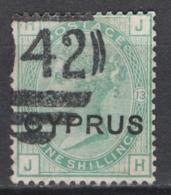 Cipro 1880 Unif.6 O/Used VF/F - Usati