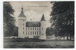 's Gravenwezel  -  Het Kasteel 1911 - Schilde