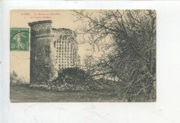 Saint Phal : Ruines Du Colombier (pigeonnier) De L'ancien Château - Sonstige Gemeinden