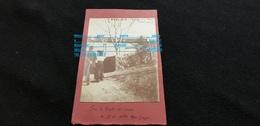 Photo F Cp 74 ABONDANCE Ou ST GINGOLPH Ou 63 Env CLERMONT Ferrand Chamalières Route De COUDES CONDES Melle MAC GREGOR - Genealogy