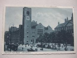 P92 Ansichtkaart Amsterdam - Damrak Met Beurs - Amsterdam