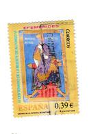 0,39 Euro - IX Centenairo De La Muerte De ALFONSO VI - 2001-10 Oblitérés