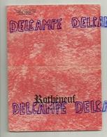 France. Ille Et Vilaine. Rothéneuf. Carnet De Dix Cartes Des Rochers Sculptés - Rotheneuf