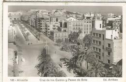 ALICANTE PASEO DE SOTO ESCRITA - Alicante