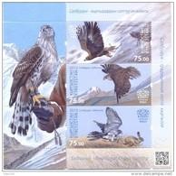 2015. Kyrgyzstan, Birds Of Prey, Salbuurun - Traditional Kyrgyz Hunting, S/s, Mint/** - Kirgisistan