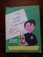 L18/118 Protege Cahier. Bonbons. La Pie Qui Chante - Cake & Candy