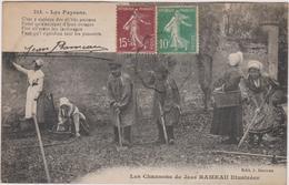 18 Les Chansons De Jean Rameau Illustrees  215 Les Paysans - France