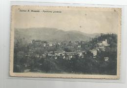 Italie Italia Italy Piemonte Curino S Bononio Panorama Generale - Vercelli