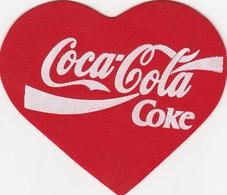 Vintage Used Coaster Coca-Cola Coca Cola - Sottobicchieri Di Birra